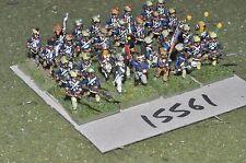 15mm napoleonic french infantry 32 figures (15561)