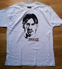 PES 2010 Pro Soccer Lionel Messi--KONAMI--T-Shirt/Shirt/Nikki--Rar--Selten--TOP!