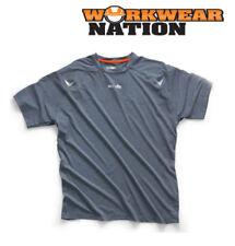 Camisetas de hombre de manga corta gris talla XXL