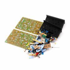2PCS QUAD405 Clone Power amplifier DIY Kit with MJ15024+Angle aluminum