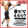 Sports Fitness Resistance Bands Set for Leg and Arm Exercises Boxing Muay Thai
