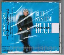 Sealed! BLUE SYSTEM~MODERN TALKING Forever Blue JAPAN CD BVCP-921 w/OBI Free S&H