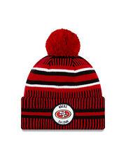 New era NFL San Francisco 49ers Domestique 2019/2020 Sport Tricot Ligne Bonnet