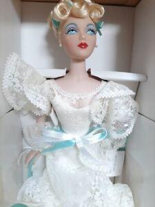 "Ashton Drake; Gene "" lovely In Lace ""- 16"" doll, NRFB w shipper Gorgeous!"