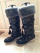 Women's Geox Winter Boot Size 6 But Fit A Size 5 Better.