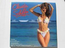 Claudia Schiffer Calendar German Supermodel RARE Excellent CONDITION Year 1994