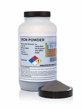 500g Iron metal powder - high purity / top grade