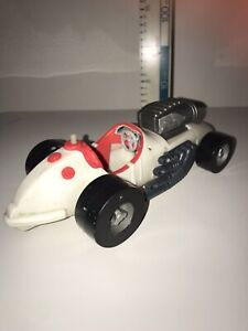 Vintage The Real Ghostbusters ECTO-500 Car Vehicle Kenner Not Complete
