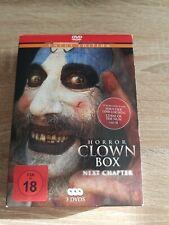 Horror Clown Box 3 dvd filme