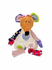 Peluche de souris coloré de 43cm cadeau idéal pour fille