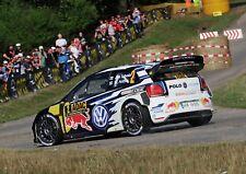 Volkswagen Motorsport JML Arena Armour Plate DT. Rally 2015 Latvala