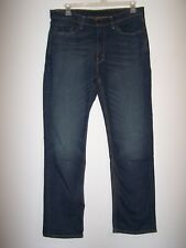 Levi's 514 Straight Fit Jeans, 36x32, Item #257