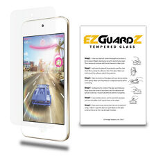Ezguardz Premium Tempered Glass Screen Protector For Apple iPod Touch 6th Gen