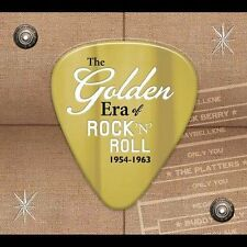 GOLDEN ERA OF ROCK & ROLL 1954-1963!COMPLETE 3CD/BOOK/DIGIPAK BOX SET COLLECTION