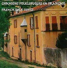 Chansons Folkloriques En Français/French Folk Songs by Various Artists (CD, 2008