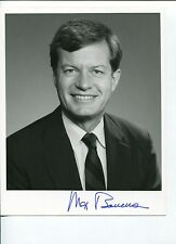 Max Baucus MT Montana US Representative Senator Congress Signed Autograph Photo