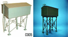 Dapol C005 - Water Tower - 00 Gauge - New Plastic Kit - 1st Class Post