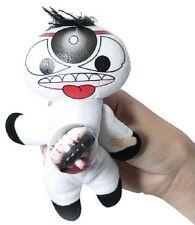 Dangerous Doctor Squeezy Stuffed Monster Doll