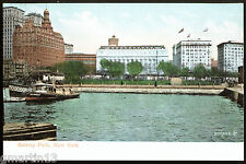 New York City - Battery Park about 1905 - UDB