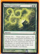MTG  Lorwyn Rare card  1 x  PRIMAL COMMAND  Never played