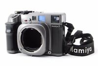 EXC+ Mamiya7 Medium Format Rangefinder Film Camera Body Only from JAPAN