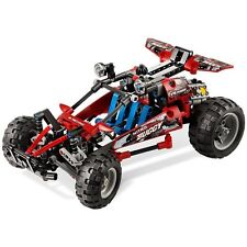 LEGO SET 8048 - TECHNIC 2-IN-1 OFF-ROAD BUGGY & TRACTOR, COMPLETE