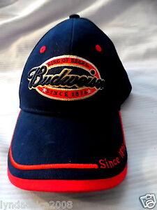 Budweiser Beer Breweriana Ball Cap Hat