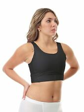 Womens Extreme Magicotton Sports Workout Jogging Binding Support Bra For Ladies