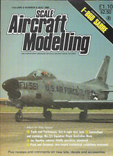 Scale Aircraft Modelling V8 N8 North American F-86D Sabre Firefly Douglas KA-3B