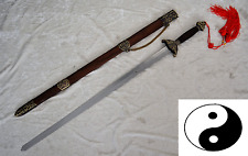 TRADITIONAL CHINESE TAI CHI EXERCISE SWORD