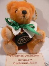 HC OR4 Hermann Coburg Ornament Centennial Bear ca. 12 cm Limitiert