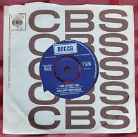 "Engelbert Humperdinck – A Man Without Love / Call On Me 7""– F 12770 – VG"