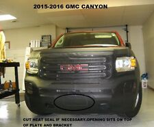 Lebra Front End Mask Bra Fits GMC Canyon 2015-2019 without Fender Flares 15-19