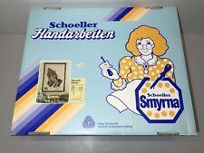 Knüpfteppich Smyrna 60x90 Schoeller Betende Hände Handarbeit Knüpfen Teppich Ovp
