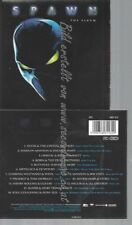 CD--VARIOUS ARTISTS--SPAWN - THE ALBUM | SOUNDTRACK