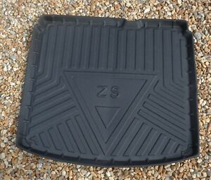 """MG ZS BOOT LINER BOOT PROTECTOR LINERS PERFECT FIT """"ALL"""" MODELS WITH ZS LOGO"""