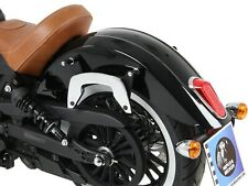 Indian Scout/Sixty (From 2015) C-Bow Sidecarrier - Chrome BY HEPCO AND BECKER