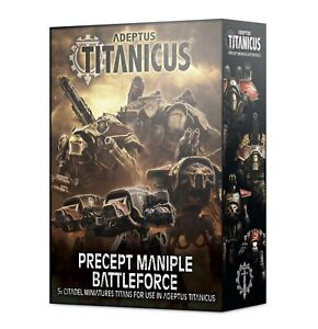 A/TITANICUS: PRECEPT MANIPLE BATTLEFORCE 20% Off RRP Games Workshop (Pre-Order)