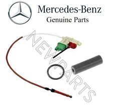 For Mercedes W124 C140 E320 Kick-Down Cable w/ Body Plug & O-Ring Genuine
