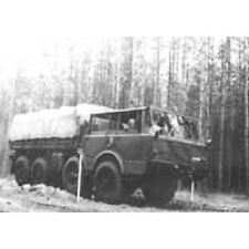 Bauplan Tatra 813 6x6 und 8x8 Modellbau Modellbauplan
