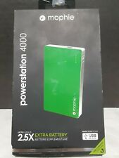 Mophie Powerstation 4000 CellPhone/Speaker USB Charger Power Bank *NEW *GIFT ME