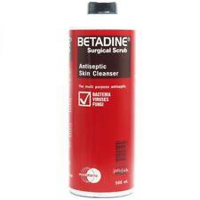 Betadine Surgical Scrub 500 ml. Skin Cleanser