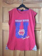 Niñas Hello Kitty Camiseta. 13 años de edad (10) más como