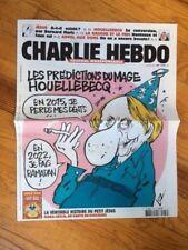 CHARLIE HEBDO N° 1177 + 1178 - 7 & 14 JANVIER 2015.  COLLECTOR