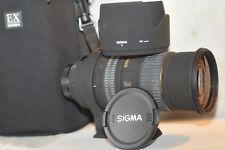 Sigma EX 50-500mm f/4-6.3 APO FX lens motorized for Nikon D7200 D810 D750 DF D90