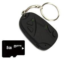 8GB Mini HD 808 Car Key Chain DVR Digital Video Recorder Video Camera Camcorder