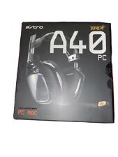Astro Gaming A40TR Wired Surround Sound Gaming Headset Black