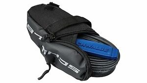 Schwalbe Saddle Bag with 28 inch Inner Tube & 2 Tyre Levers Presta Touring SV17