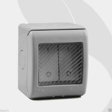 waterproof plastic IP55 220-250V project electric outdoor junction button box