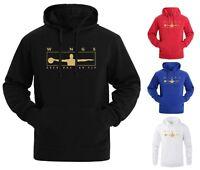 NEW Gold Print Michael Jordan Wings 23 Mens Hoodie Sweatshirt Men Hoodies Legend